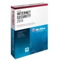McAfee Internet Security (15 months)