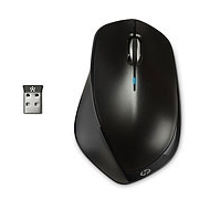 HP X4500 Wireless (Metal Black) Mouse